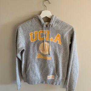 H&M Grey and Yellow UCLA Hoodie